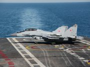 MiG-29КUB carrier-based multirole fighter
