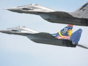 Malaysian Royal Air Forces MiG-29N fighter