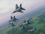 "MiG-29 Aerobatic Team ""Swifts"""