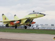 MiG-29UPG upgraded multirole fighter