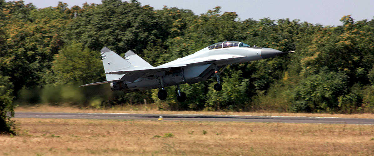 MiG-29М/М2 multirole fighter
